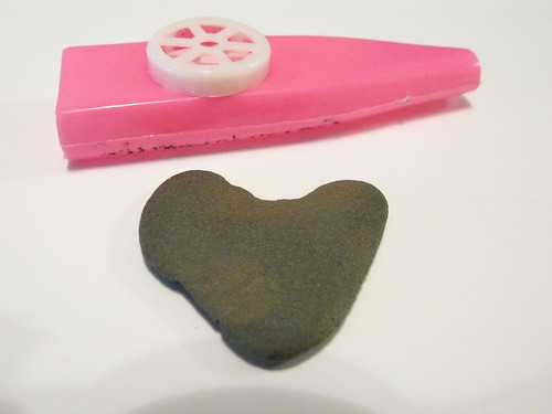 kazoo + heart = Hope & Social