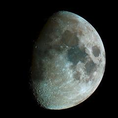 Moon  9/18/10