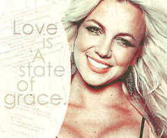 Love is a state of grace (Frozen in Pose) Tags: love is state spears grace britney