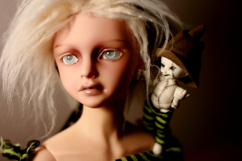 Image of two dolls