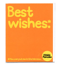 best wishes (waldo pancake) Tags: happy jim smith card pancake greeting waldo whatev waldopancake