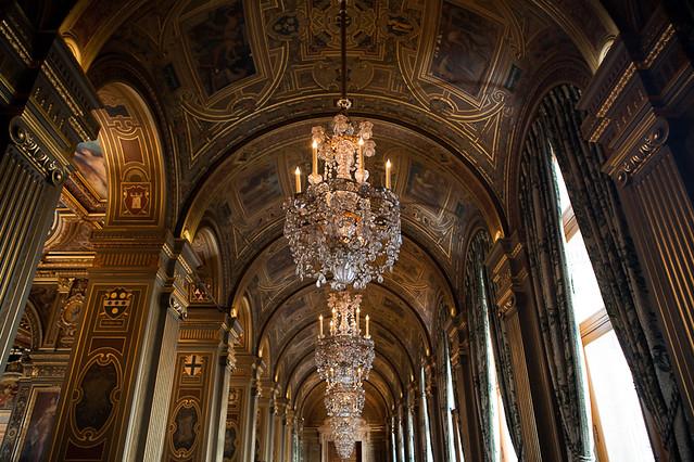 Hôtel de Ville de Paris - Salon des Arcades