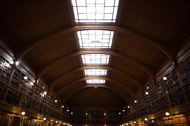 Hôtel de Ville de Paris - Bibliothèque