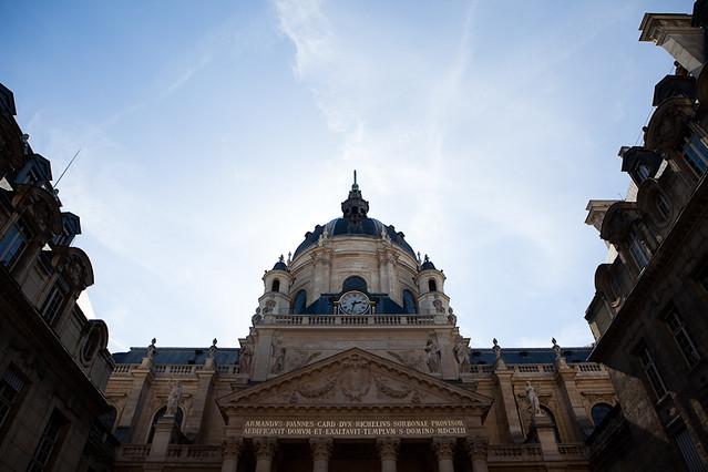 La Sorbonne - Chapelle