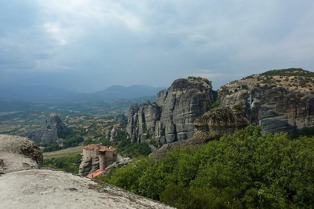 Meteora - Roussanou