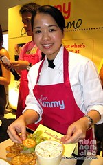 Yummy Food Editor Rachelle Santos
