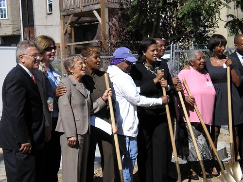 Telesis Groundbreaking in Barclay