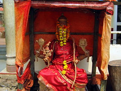 Inside Kamakhya Temple