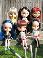 The RBL Blythe Girls