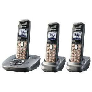 Panasonic KX-TG6433M DECT 6.0 Expandable Cordless Phone