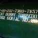 Dummy torpedo