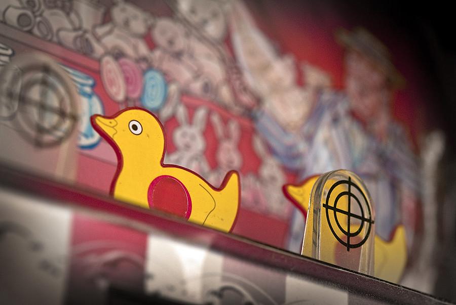 Boondocks Ducks