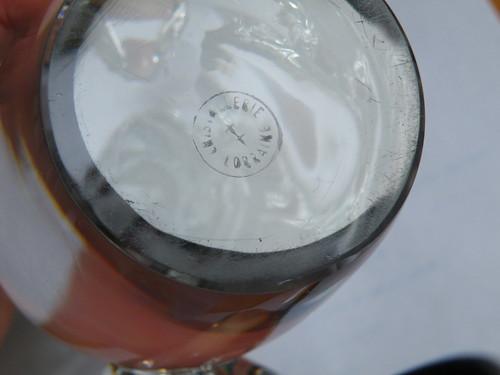 Grand pinguin en cristal signe cristallerie lorraine ebay - Cristallerie de lorraine ...