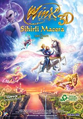 Winx Club 3D: Sihirli Macera - Winx Club: Magical Adventure (2010)