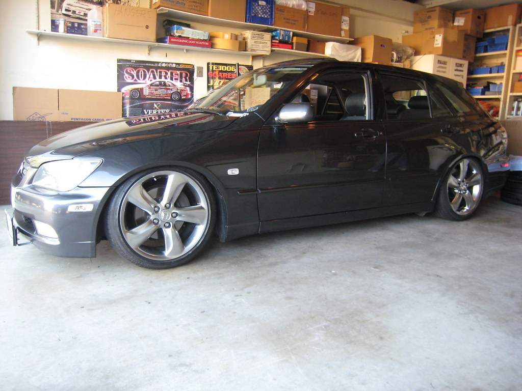 other cars oem rims on IS300  ClubLexus  Lexus Forum Discussion