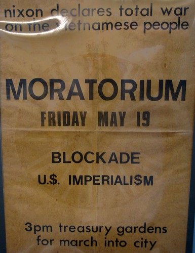 War Remnants Museum - US Imperialsim Propaganda