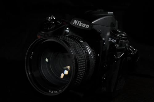 D700 + Ai AF Nikkor 85mm F1.4D