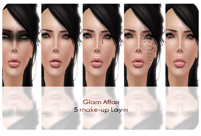 -Glam Affair- Tattoo make up TDR 13 AD