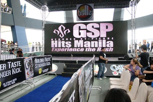 Welcome GSP in Manila