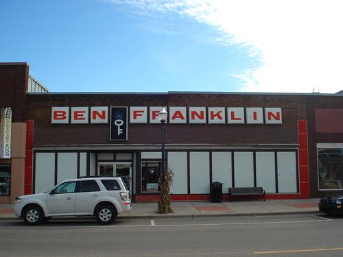 09/25/10 Ben Franklin, Aitkin, MN