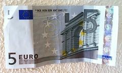 5,- Euro-Schein