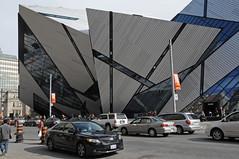 Royal Ontario Museum (wintorbos) Tags: toronto rom royalontariomuseum bloorstreet