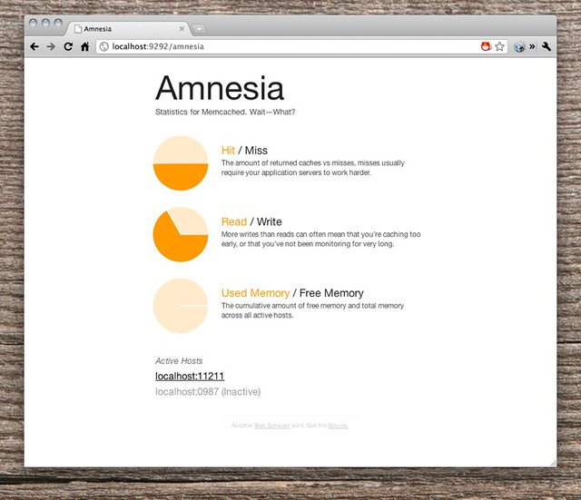 Amnesia screen shot