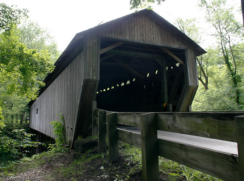 Covered Bridges of Ashtabula County Ohio-27