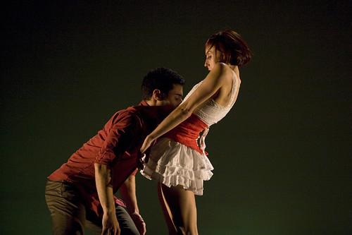 """Les Ballets Jazz de Montréal, """"Les Chambres des Jacques"""""""
