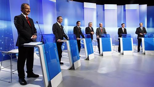 Debate TV Globo