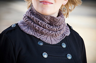 Eleanor Cowl pattern by Audrey Knight