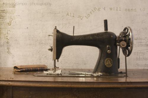 La máquina de coser de la abuela