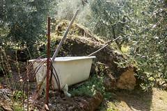 Unsere Unterkunft in Casciana Terme