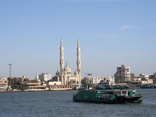 Des nouvelles de Port Saïd en Egypte (Pagnol)