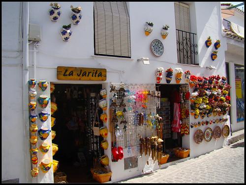 Artesanía La Jarita en Mijas