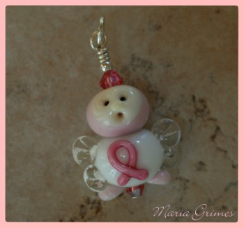 Pink Ribbon Fairy (October Design)
