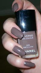 Chanel Particulière Le Vernis