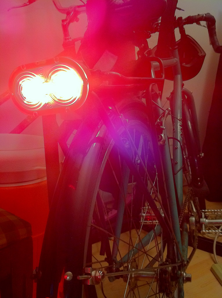 DiNotte 300R Rear bike light