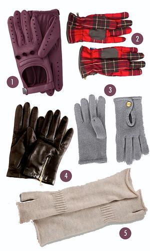 Glove round up