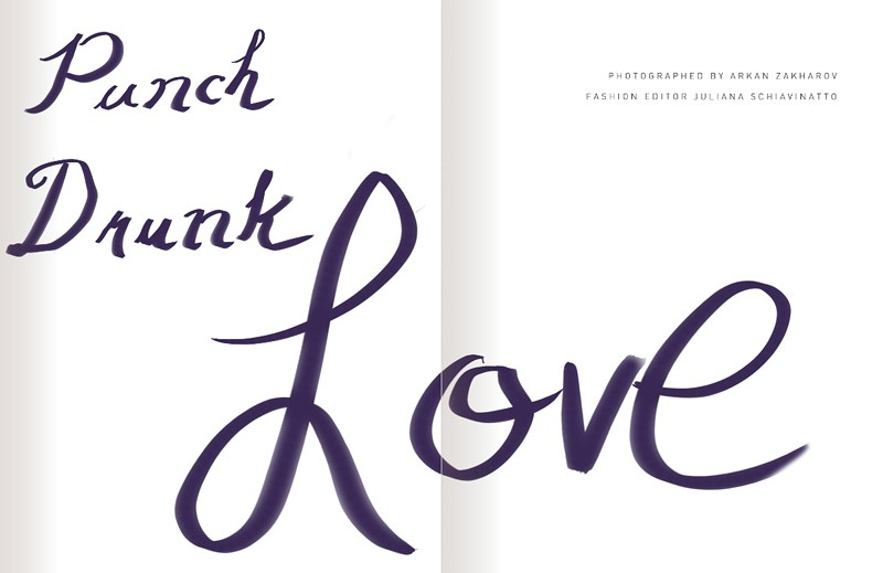 PUNCH DRUNK LOVE 1
