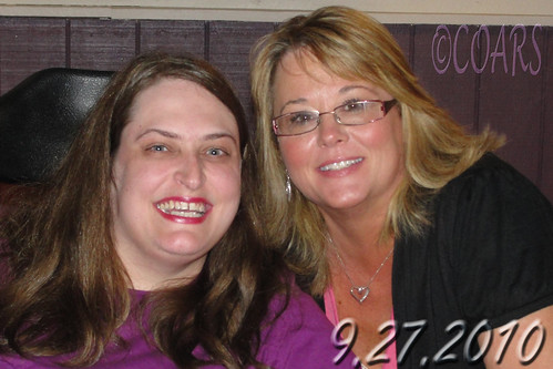 Theresa & Me 9.27.10 @WM