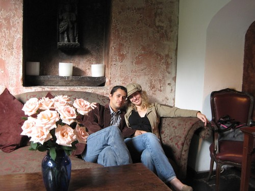 Romance and Luxury in Antigua Guatemala - Hotel Panza Verde