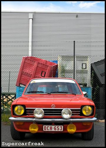 opel kadett city. Opel Kadett City