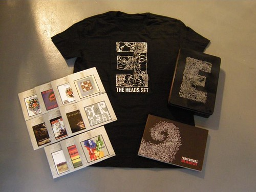 eheads box set