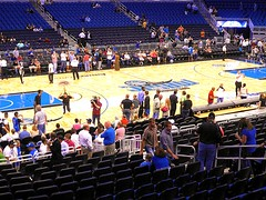 Amway Center 9 (alphatrek) Tags: downtown orlandomagic orlandoflorida amwaycenter
