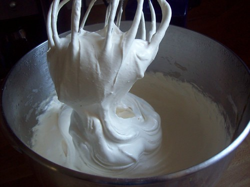 Egg White Cake Icing Recipes: Simple Meringue Frosting~ Refined Sugar Free