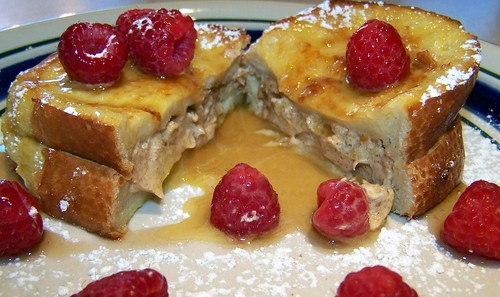 Baked Stuffed FrenchToast