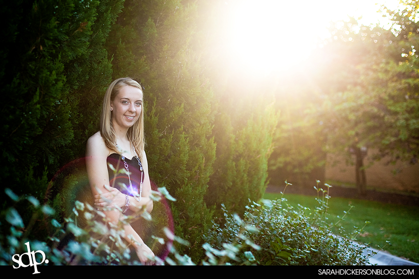 Shawnee Mission Park senior photographer