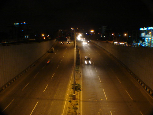 In Bangalore, life zooms through underpasses and flyovers