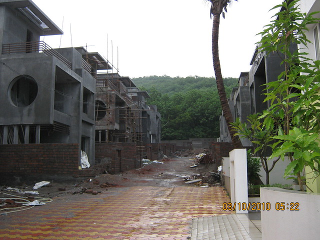 Shreeji Properties' Forest View Bungalows at Somatane PhataIMG_3178